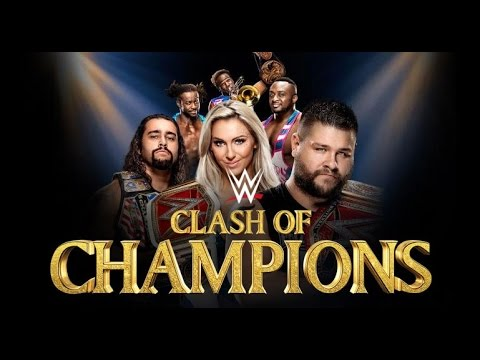 PREDICCIONES WWE CLASH OF CHAMPIONS 2016