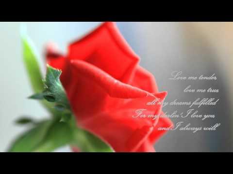 Katie Melua - Love Me Tender lyrics