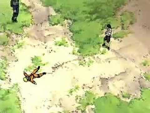 Neji Vs Naruto- Last Resort