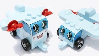 Kikie đỏng đảnh có thể biến thành 4 hình dạng khác nhau bao gồm: Kikie máy bay, tàu lượn, tàu ngầm mini và UAV - máy bay không người láiVideo made by Toys4Children (Toys for children)Please LIKE & SUBSCRIBEToys4Children - Kênh dành cho trẻ emToys4Children is a channel for children