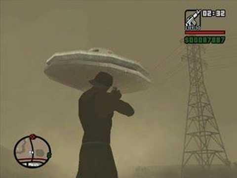 GTA San Andreas Mysteries
