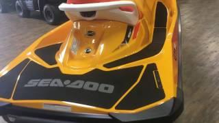 7. 2017 SEA-DOO GTI SE 130
