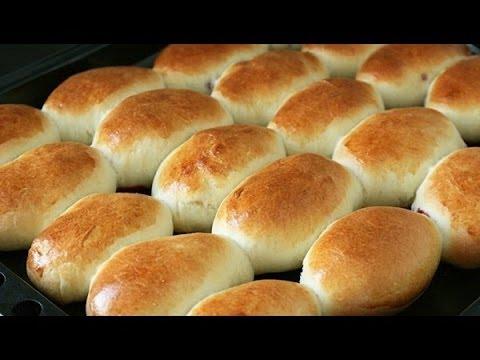 Пирожки мягкие пышные рецепт с пошагово на