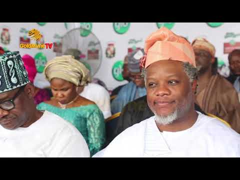RICH CULTURAL DISPLAY AT OJUDE OBA 2018