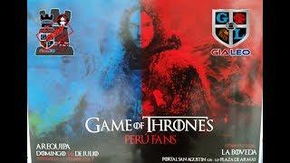 https://www.facebook.com/events/1902002653407148/ La temporada 7 de Juego de tronos empieza a vislumbrarse en el...