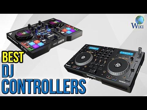 10 Best DJ Controllers 2017