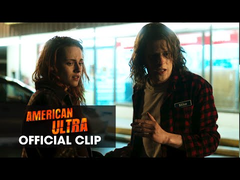 American Ultra (Clip 'Piss My Pants')