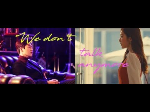 SUHO IRENE - We Don't Talk Anymore [FMV]