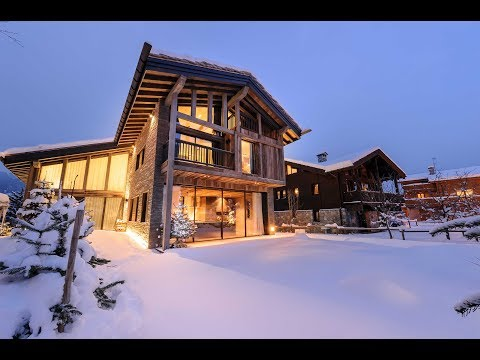 Courchevel Luxury Chalets by LuxVacation.com