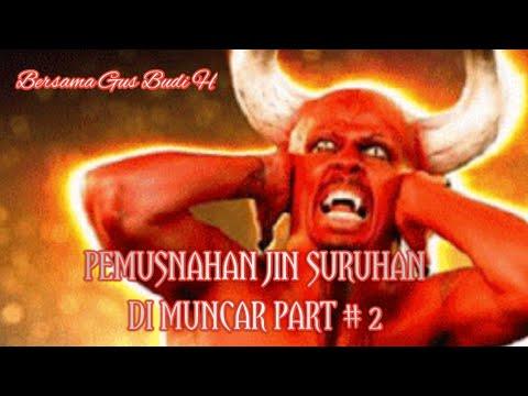 JPB 2018 // PEMUSNAHAN JIN SURUHAN BANASPATI PART # 2 (видео)