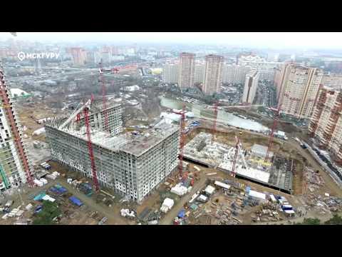 """Квартиры в ЖК """"Оранж Парк"""" в Московской области, Люберецкий район"""
