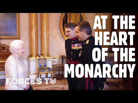 On Her Majesty's Service: An Audience With The Queen | Forces Tv