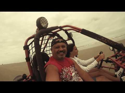 Buggy em Iguape e Ilha Comprida
