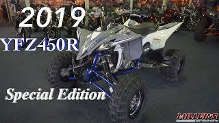 9. 2019 YFZ450R Special Edition Walk-Around!
