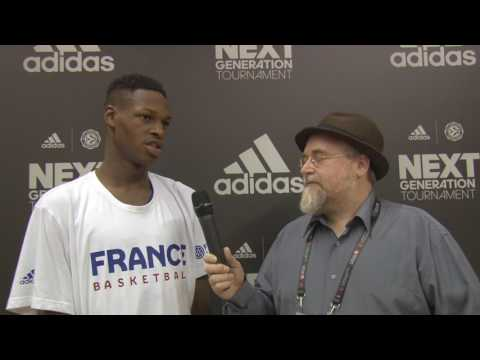 EB ANGT Finals Interview: Joel Ayayi, U18 CFBB Paris