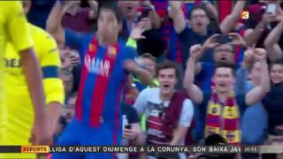 (2017-05-06) Barça-Vila-real (Resum 324)