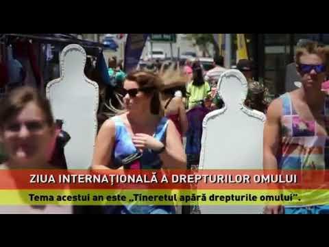 Ziua Internaţională a Drepturilor Omului, marcată în toată lumea