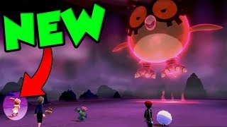MORE NEW POKEMON SWORD AND SHIELD GAMEPLAY AND DETAILS! by Verlisify