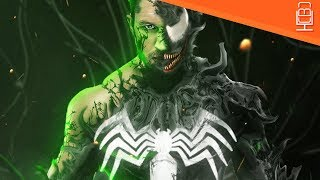Video VENOM is only in the film for about 5min... SONY! MP3, 3GP, MP4, WEBM, AVI, FLV Juni 2018