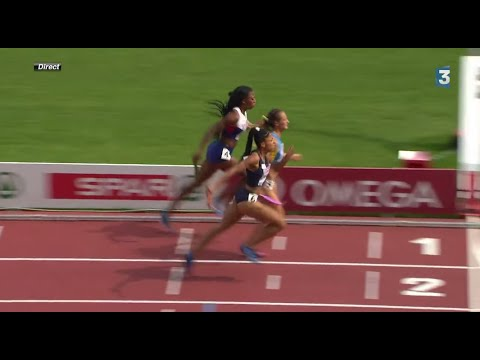 Incredible victory at the 4 x 400 m relay (European Championship)