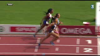 Incredible Victory At The 4x400 M Relay (European Championship)