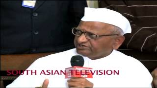 ANNA HAZARE TALKS ABOUT RAHUL GANDHI, DYNASTIC POLITICS IN INDIA