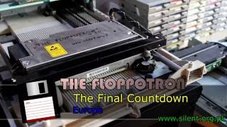 Recycled Floppy Drives Make Good Music!