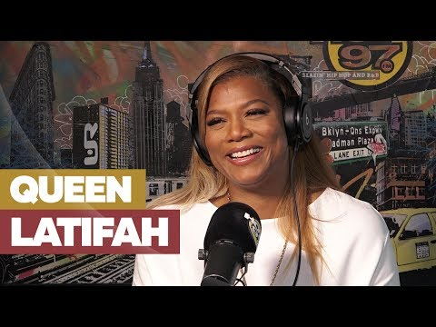 Queen Latifah TOPLESS