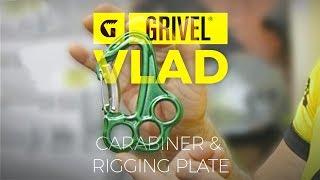 Grivel Vlad carabiner rigging plate by WeighMyRack