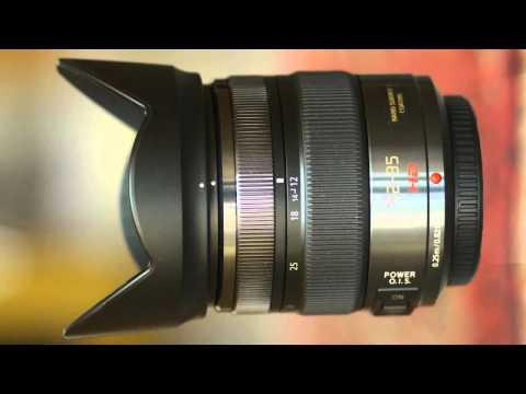 Panasonic Lumix 12-35mm f2.8 Zoom Lens Review