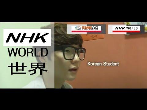 SMEAG NHK 採訪影片