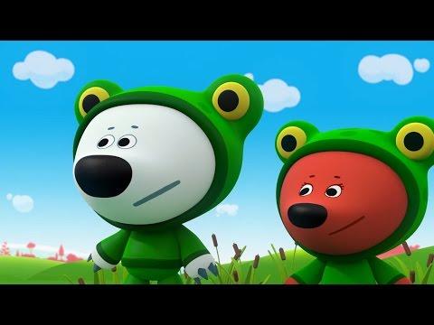 🐻 Мультфильм Мимимишки - О чем говорят птицы - Новая серия! Смешные мультики для детей (видео)
