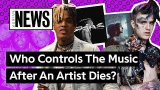 Video Life After Death: Who Controls Lil Peep & XXXTENTACION's Posthumous Music? | Genius News MP3, 3GP, MP4, WEBM, AVI, FLV Januari 2019