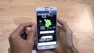Tinhte.vn -Đập hộp LG Optimus G Pro chính hãng