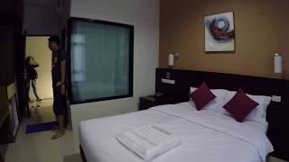 Satun Thailand  city photos gallery : The one hotel Satun Thailand โรงแรมเดอะวันที่ผมพัก