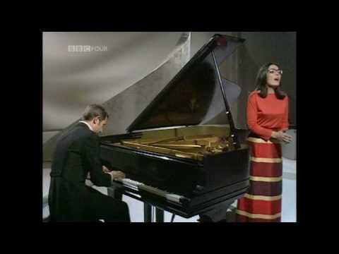 Nana Mouskouri - Schubert: Schwanengesang D957 №4 (Ständchen/Serenade) (1968) (видео)