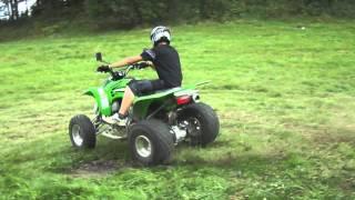 9. Kawasaki Kfx 400