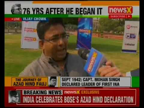 Exclusive: Honouring Subhash Chandra Bose's Legacy; The Biggest Voices On NewsX