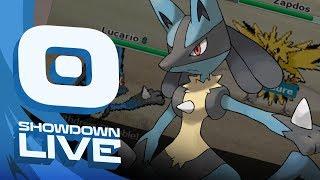 SPL 9 WEEK 3 aim. vs ToF! Pokemon DPP OU w/PokeaimMD by PokeaimMD