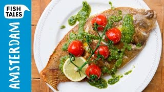 DAB & Kale Pesto | Bart van Olphen by Bart's Fish Tales