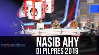 Video Mata Najwa Part 3 - Kejutan 2019: Nasib AHY di Pilpres 2019 MP3, 3GP, MP4, WEBM, AVI, FLV Desember 2018