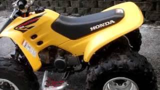 9. 2002 Honda TRX 90