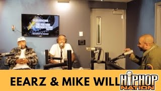On Hip Hop Nation inside The Feature Presentation DJ Suss One and Alyi V sit with Eearz and Mike Will talks new project, being homeless how they linked up and more!  CLICK HERE TO SUBSCRIBE: https://goo.gl/ZyWPTUFOLLOW HIP HOP NATION INSTAGRAM : https://www.instagram.com/hiphopnation/ TWITTER:  https://goo.gl/NMJW4NFACEBOOK:  https://www.facebook.com/hiphopnation/Follow Us: @HipHopNation@DJSussOne#HipHopNation#FeaturePresentationSXMCheck out DJ Suss One with The Feature Presentation on every Thursday 10pm Eastern and Saturday and Sunday as he jumps off the show with a mix at 4pm ET followed by The Music Meeting Top 20 Countdown at 6pm, letting YOU be the voice for the latest Hip Hop songs each week.