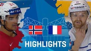 Норвегия - Франция3-2