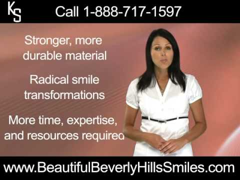 Tooth Bonding Beverly Hills Cosmetic Dentist Dr. Kevin Sands