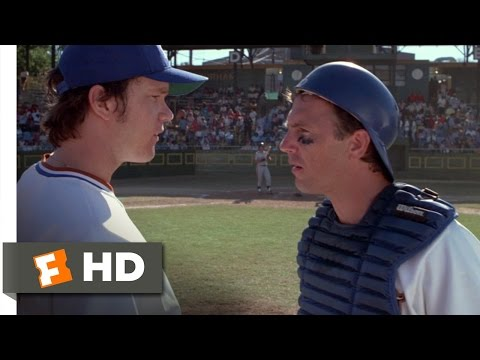 Bull Durham (1988) - Strikeouts Are Fascist Scene (3/12) | Movieclips