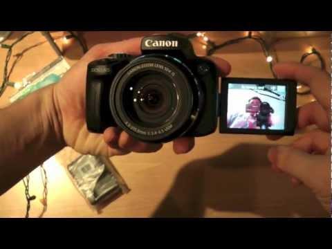Ocena in nasveti za uporabo fotoaparata CANON SX50 HS