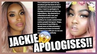 Video GRWM | Jackie Aina apologizes to Petty Paige (kinda!) MP3, 3GP, MP4, WEBM, AVI, FLV Juni 2018