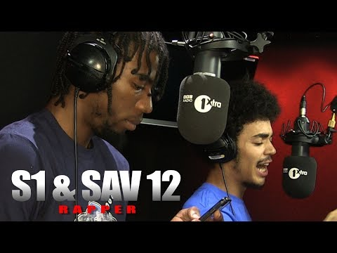 S1 & Sav12 – Fire In The Booth