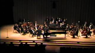 Cadenza from Grieg's Piano Concerto in a minor